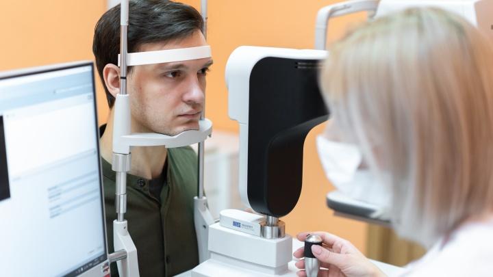 Федеральная сеть офтальмологических центров «Омикрон» проводит лазерную коррекцию зрения от 15 500 рублей