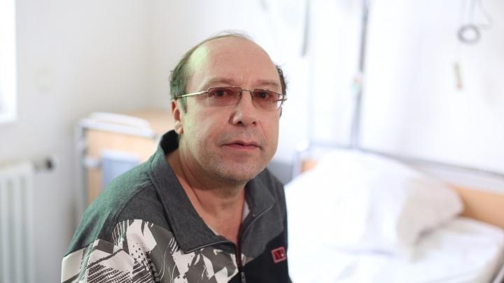 «Я становился багровым, как помидор»: новосибирские нейрохирурги спасли пациента, который бесконтрольно краснел