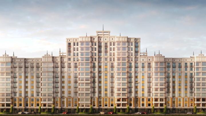 Стартовали продажи квартир в доме премиум-класса «Современник» на улице Некрасова