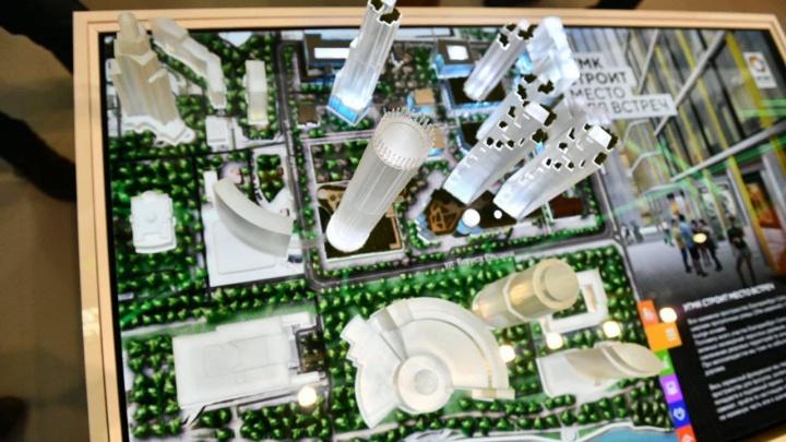 Пять функций «Екатеринбург-Сити»: раскрываем подробности и показываем детали мегапроекта УГМК