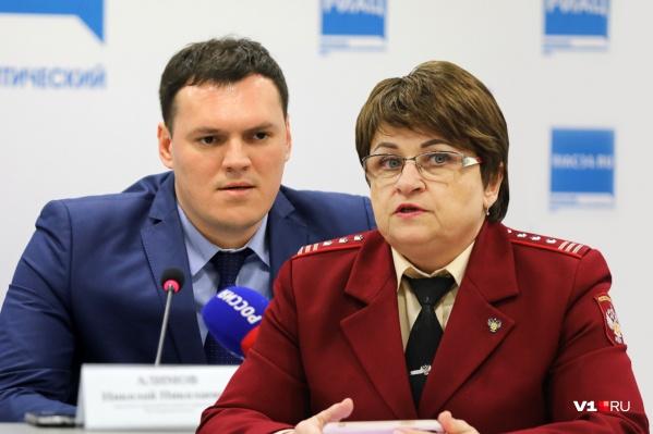 О ситуации с COVID-19 рассказали Николай Алимов и Ольга Зубарева