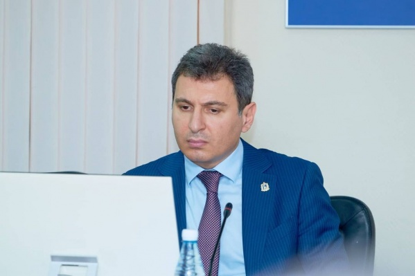 Армен Бенян возглавил Минздрав в разгар пандемии