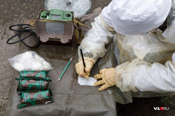 В Волгограде ищут дополнительные меры воздействия на коронавирус