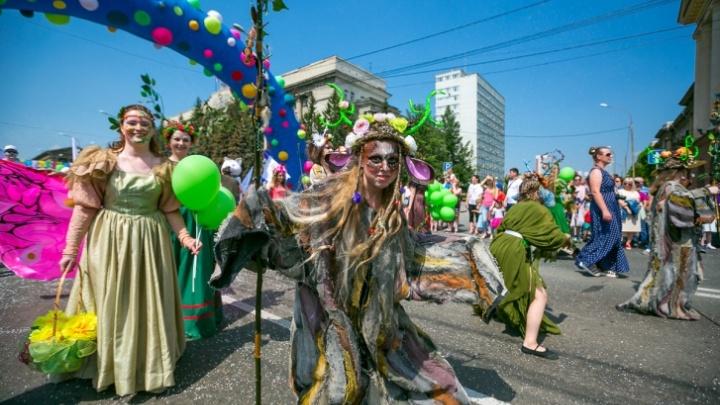 Праздник, который мы потеряли: вспоминаем детские карнавалы в Красноярске