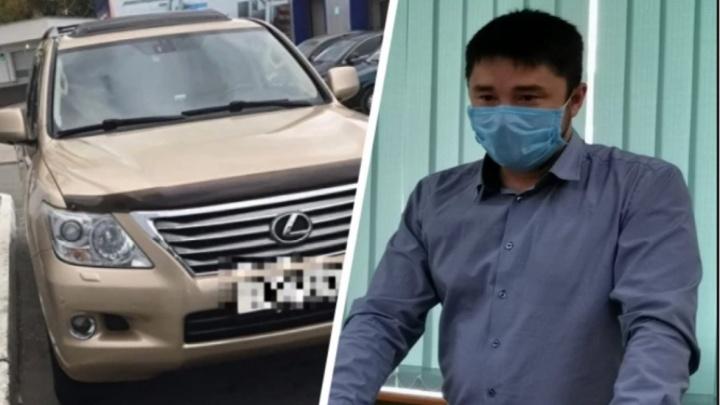 Следователь с золотым Lexus, обещавший посадить екатеринбуржца из-за конфликта на заправке, проиграл кассацию