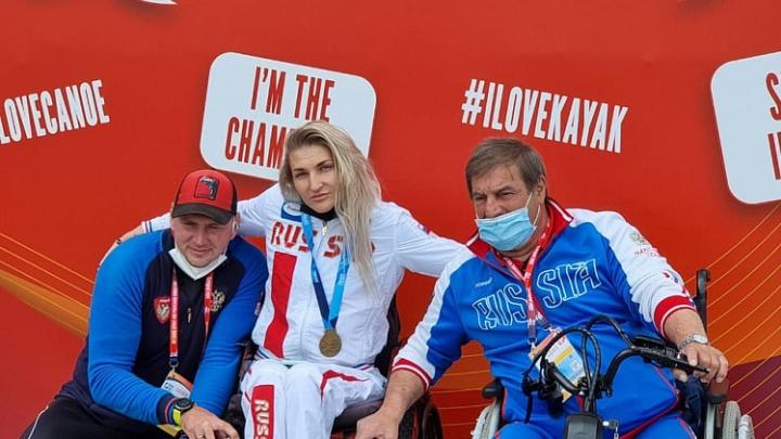 Три волгоградских спортсмена готовятся выступить на Паралимпиаде в Токио