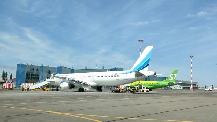 Все на курорт: Росавиация выдала четырем авиакомпаниям допуски на полеты в Египет из Волгограда