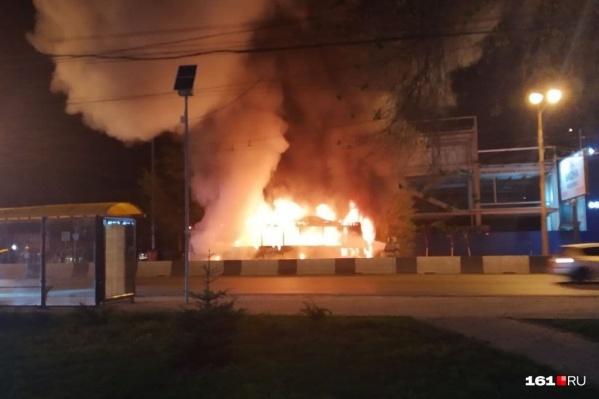 Серия пожаров вынудила администрацию начать проверки