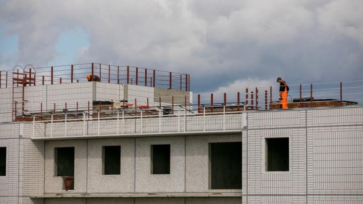 Недалеко от Затюменского экопарка построят новый жилой комплекс