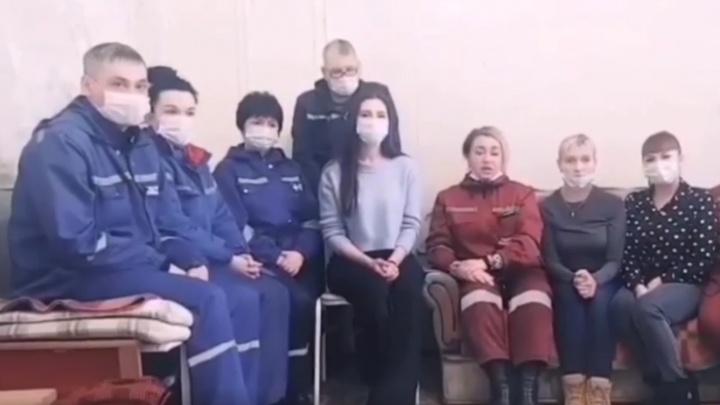 Медики скорой помощи Башкирии заявили, что не получили выплат за работу с коронавирусными больными