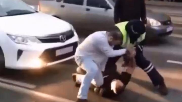 Ямалец угнал «Газель» из тюменского санатория, устроил пять ДТП и сопротивлялся гаишникам