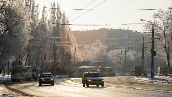 В Самарской области похолодает до -28градусов