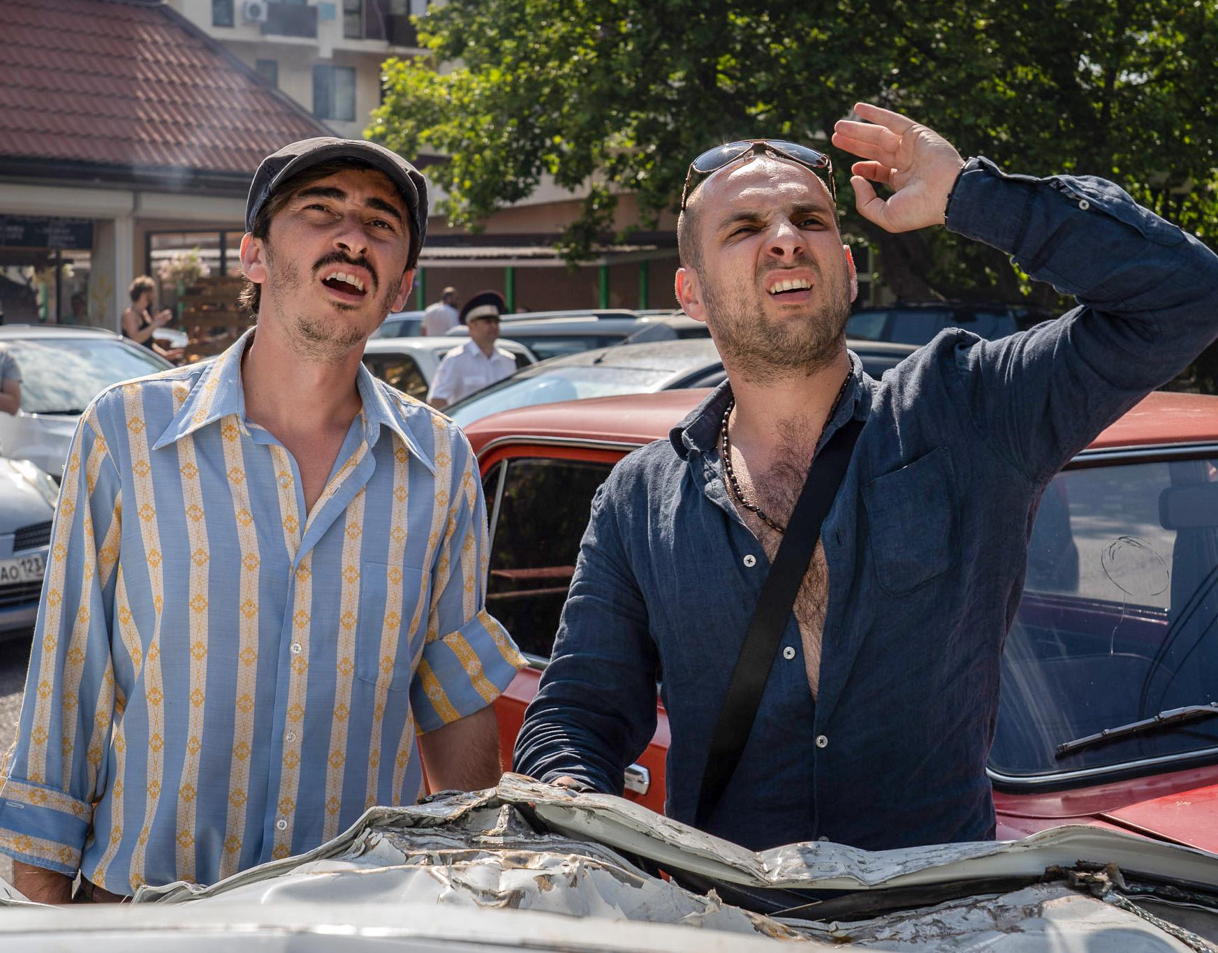Российская комедия о дерзких приключениях сочинского парня помогла скоротать ярославцам январские вечера