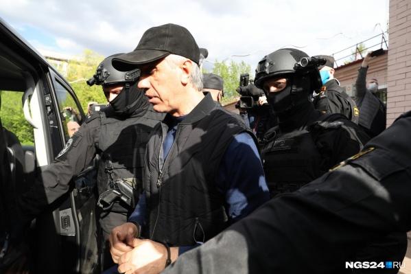 Дело Анатолия Быкова ушло в суд