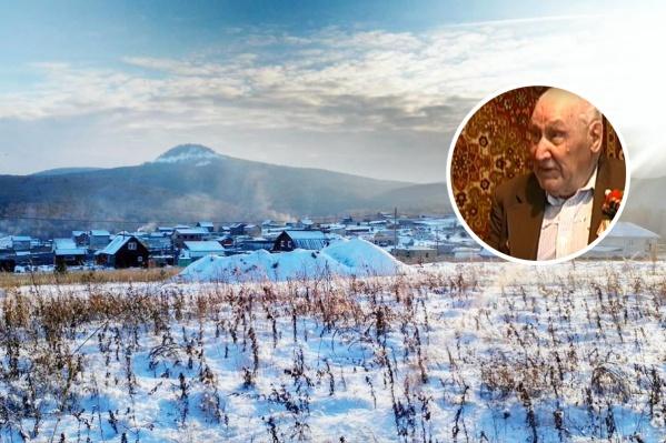 Геннадий Кузьмич остался единственным ветераном ВОВ в Зыково