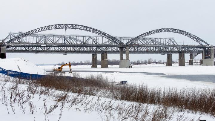На Бору построят первый в Восточной Европе алюминиевый мост