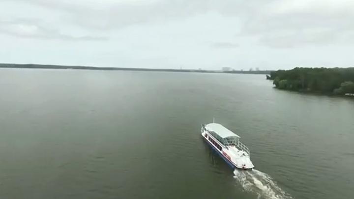 По озеру Шарташ запустят водный транспорт