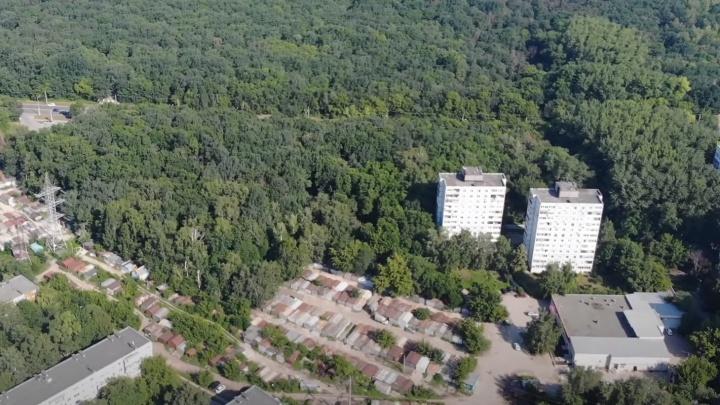 В Самаре суд запретил «Лагуне» застраивать парк 60-летия Советской власти