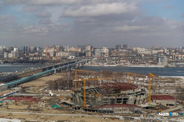Подрядчик должен будет сделать подъезды к ЛДС и станции метро