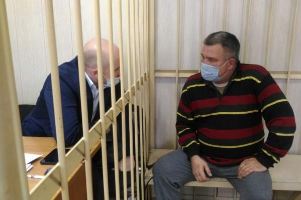О гибели Ивана Митряшина стало известно 11 мая. Он был в гостях у Александра Данилова в дачном сообществе «Бердский перекат», и мужчины поссорились