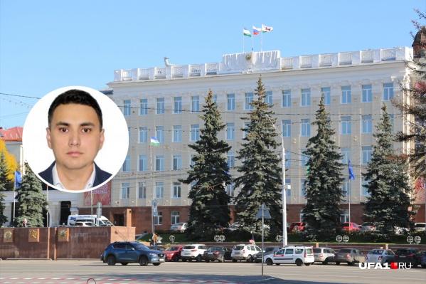Аскар Батталов окончил УГНТУ, он бакалавр техники и технологии