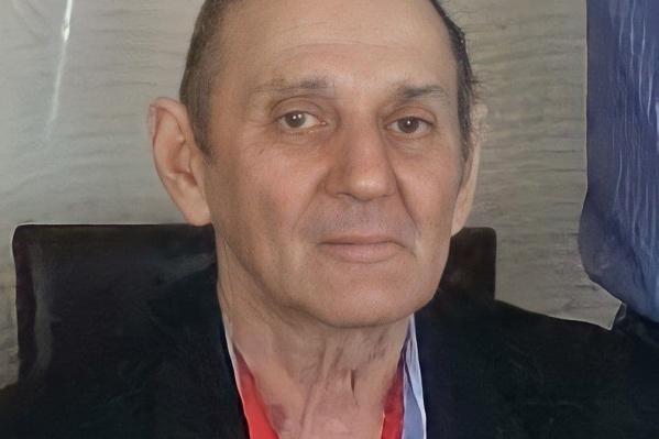 Мужчине 74 года