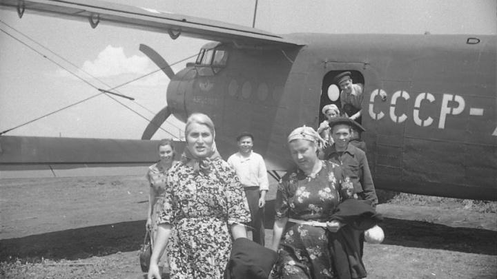 Самолеты вместо маршруток: какой была куйбышевская авиация после войны