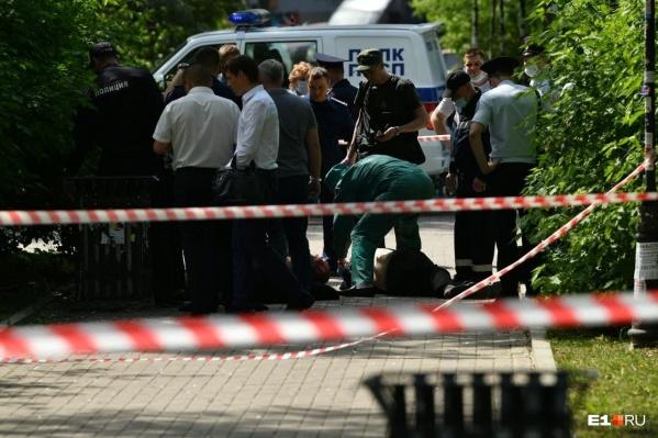 """Инцидент, во время которого погибли три человека, произошел днем <nobr class=""""_"""">17 мая</nobr>"""