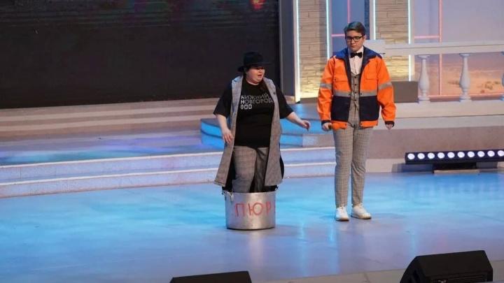 Выступление команды КВН «Росы» на «Голосящем КиВиНе» покажет Первый канал