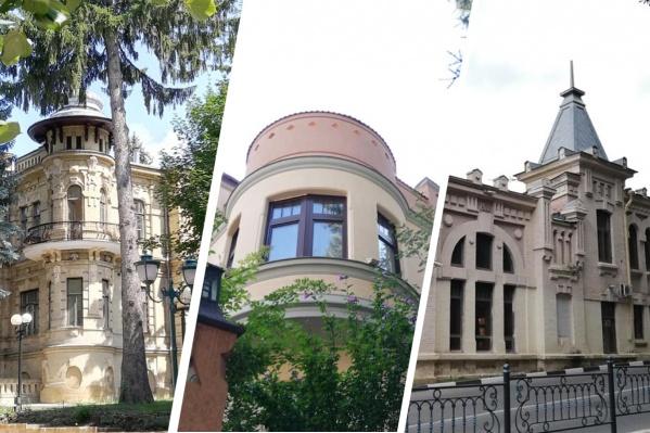 В Кисловодске действительно много интересных зданий — как исторических, так и новоделов