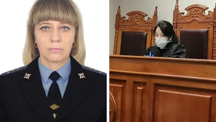 В Екатеринбурге оставили за решеткой лучшего борца с бандами, ее обвинили во взятке