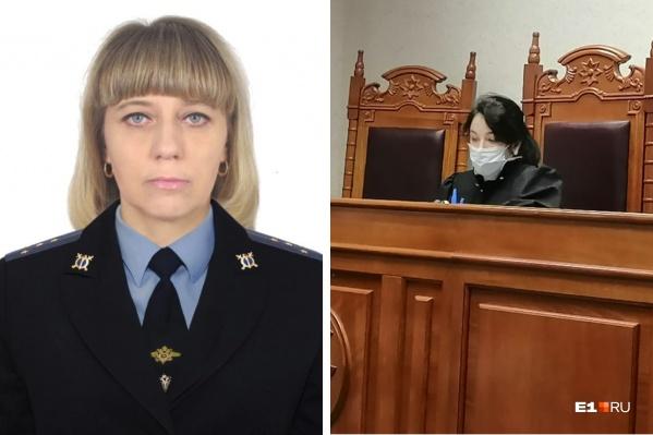 Юлия Макерова отрицает свою вину