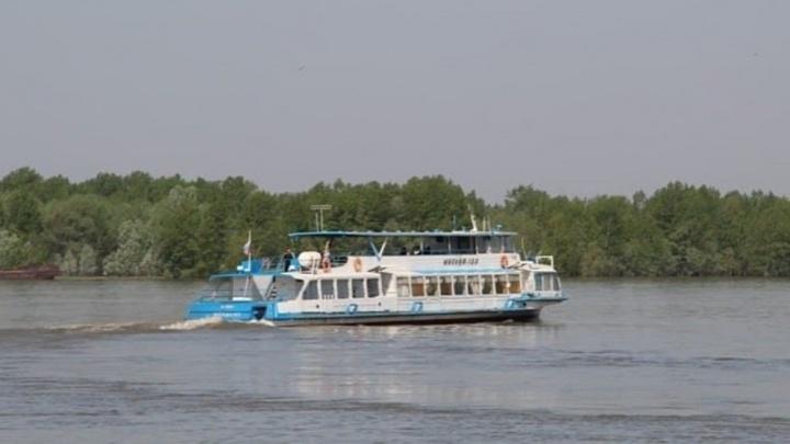 Минтранс запускает речной трамвай от Краснообска до Речного вокзала — сколько будет стоить билет