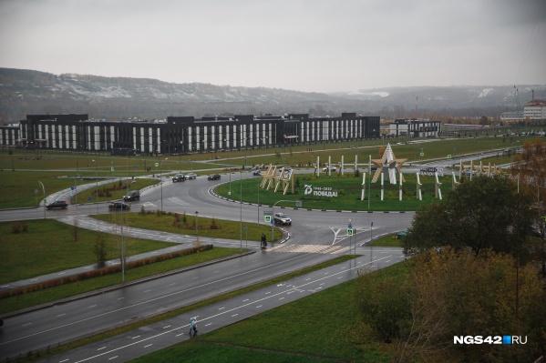 Первая очередь кадетского корпуса в Кемерове была сдана в 2019 году