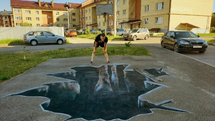 Рисовал со своей кошки: 11 больших граффити, которые можно увидеть в Ярославле