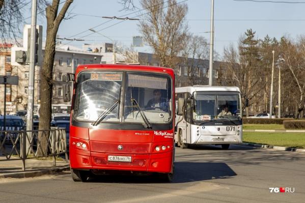 В Ярославле после 14 июля существенно изменится схема движения общественного транспорта