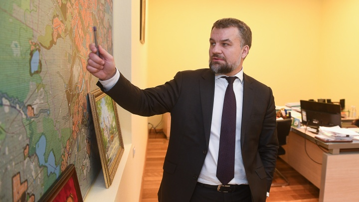 Мэр Екатеринбурга объявил об отставке своего зама по строительству