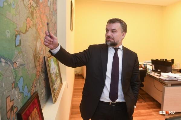 Алексей Бирюлин стал заместителем мэра в 2018 году