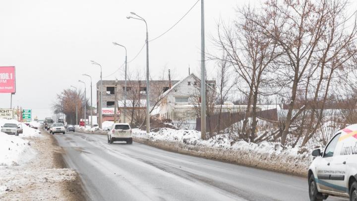 В Самаре нашли подрядчика для строительства ливневки на Алма-Атинской