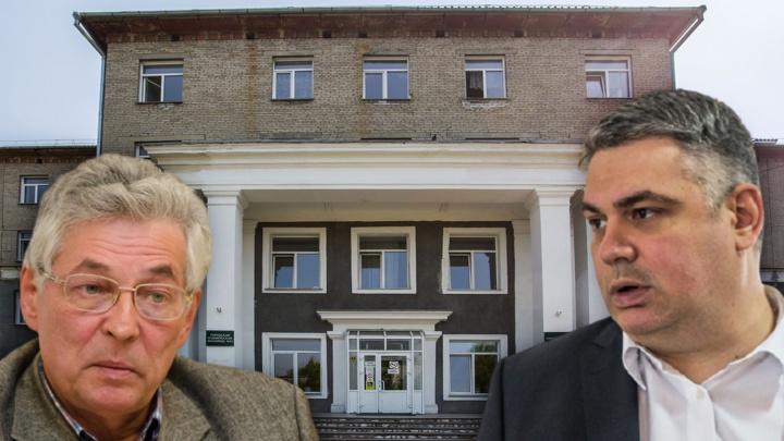 Экс-министр соцразвития НСО сменил главврача больницы № 34, который занимал должность 21 год