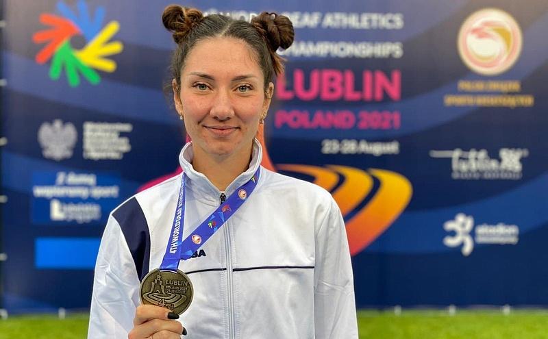 Кемеровская спортсменка стала чемпионкой мира