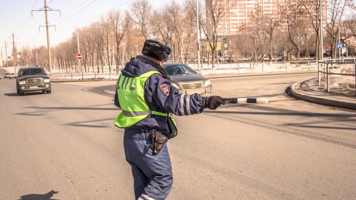 Во время строительства развязки на Ново-Садовой увеличат количество регулировщиков