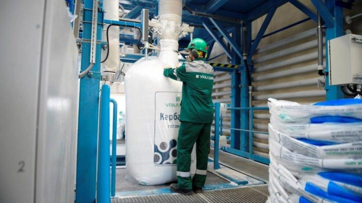 Пермский «УРАЛХИМ» увеличил объем производства аммиака за первый квартал 2021года