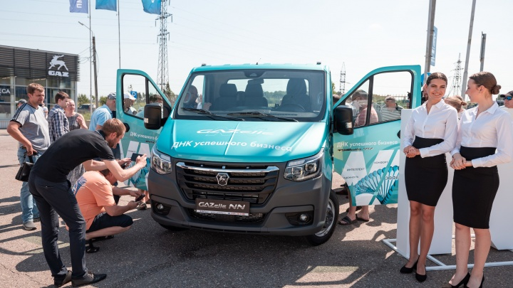 «Вперед, в цифровое будущее!»: в Ярославле состоялась презентация автомобиля «ГАЗель NN»