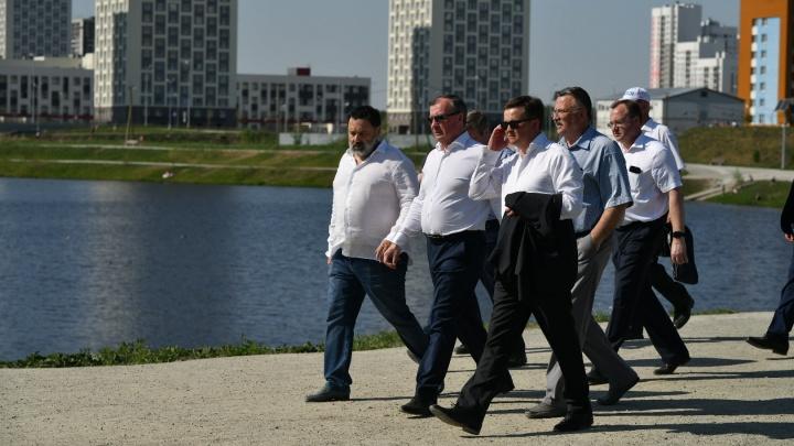 Мэрия Екатеринбурга выкупит здание администрации района в Академическом