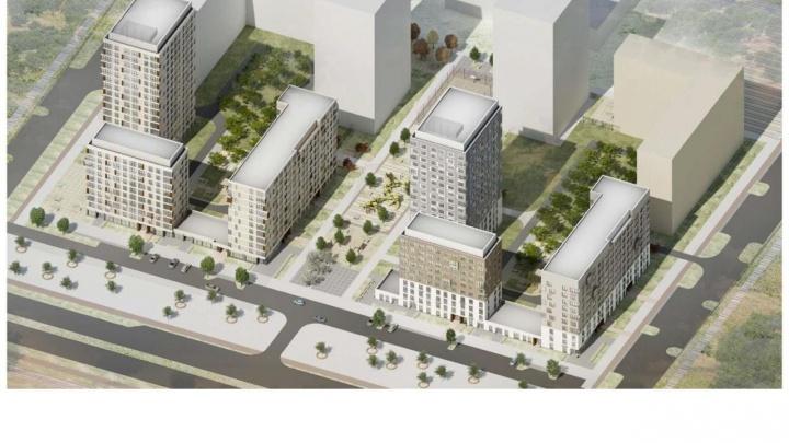 Компания уральского миллиардера Пумпянского построит в Екатеринбурге гигантский жилой квартал