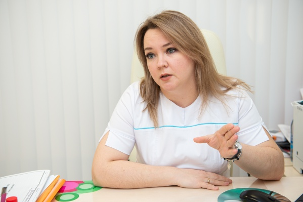 Акушер-гинеколог, ультразвуковой диагност, заведующая гинекологическим отделением медицинского центра«Здоровая семья» Татьяна Файзиева