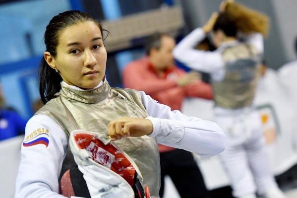 Для Загидуллиной это первая Олимпийская победа