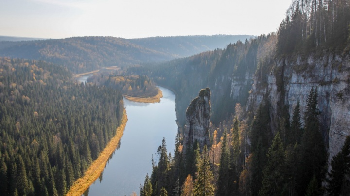 МЧС предупреждает о заморозках в горах и низинах Пермского края