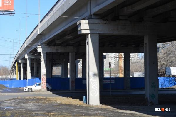 Старый мост возле «Калины» снесут и построят новый